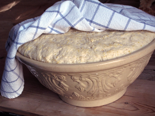 breaddough