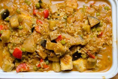 Thai tofu Curry_9926